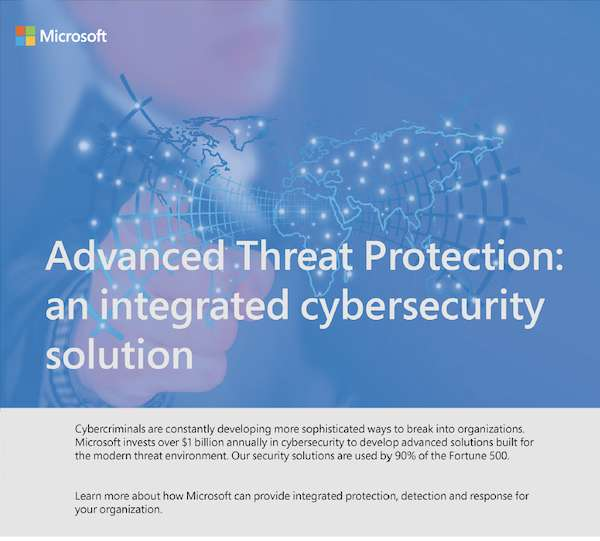 Advanced threat protection: An integrated cybersecurity solution
